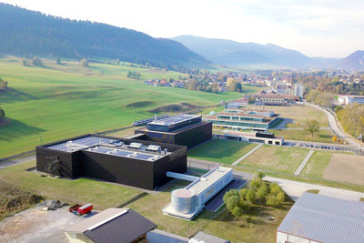 Manufacturing Facility in Couvet, Switzerland