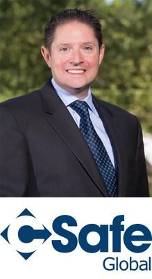Charles Bodner, director financiero de CSafe Global (PRNewsfoto/CSafe Global)