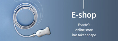 Esaote launches the e-commerce portal for medical professionals