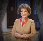 Su Alteza Real la Princesa Margriet de los Países Bajos madrina del Rotterdam